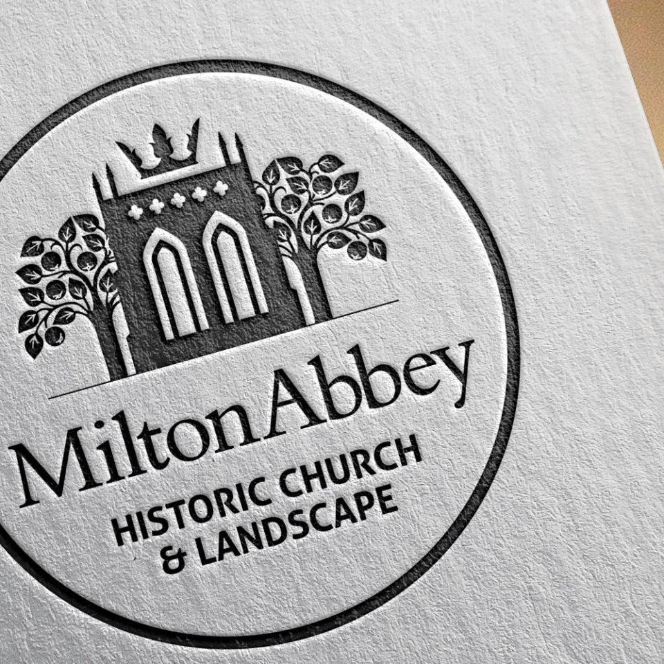 milton abbey logo