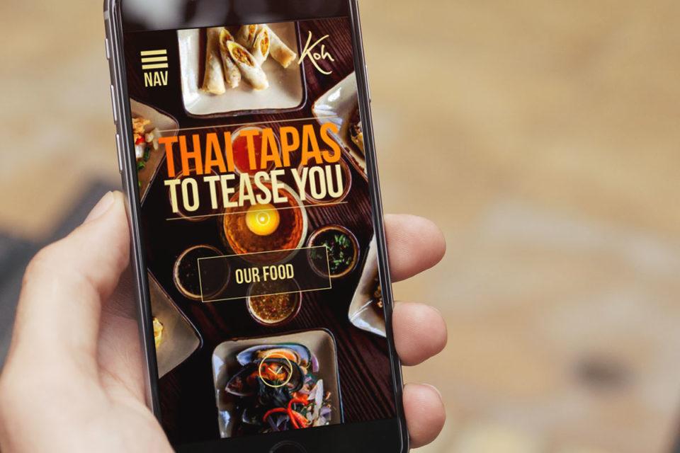 koh thai tapas online