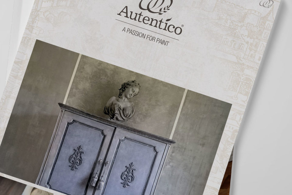 autentico paint design