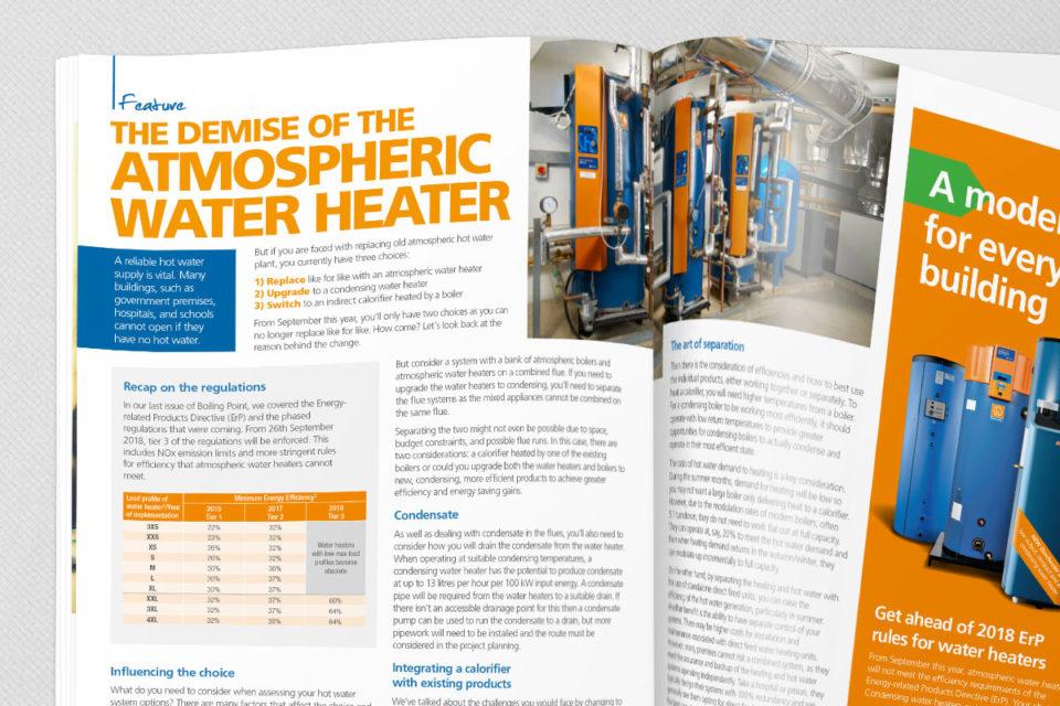 Hamworthy Heating catalogue