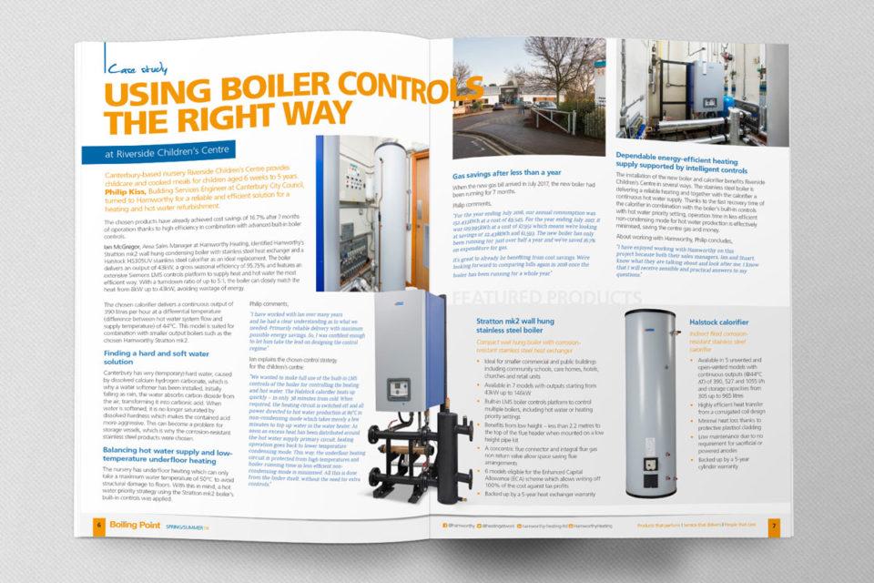 Hamworthy Heating brochure