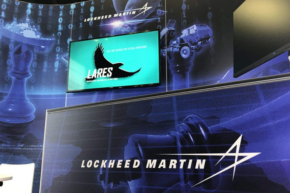 Lockheed Martin exhibition